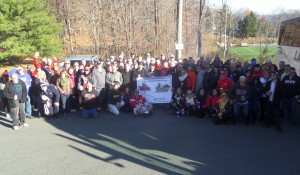 Author and Ultimate College Football Fan Steve Koreivo got to tailgate with a lot of great friends from over the years at West Point for his 500th game last November!