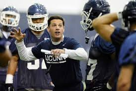 HC Bob Diaco will most likely be putting some more emphasis on offense this spring to prepare for the 2016 season.